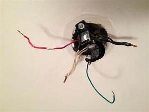 Fan Installation Red Wire