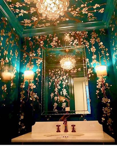 Gracie Bathroom Powder Ceiling Rooms Studio Interior