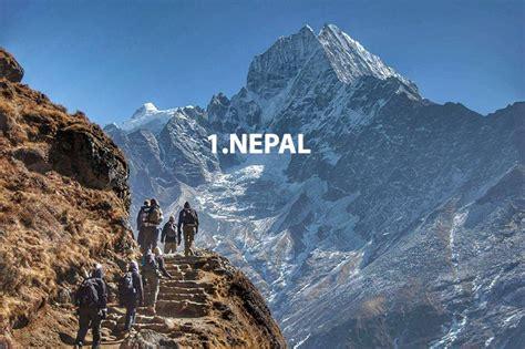 Rough Guides recommend Nepal as the No. 1 destination for ...