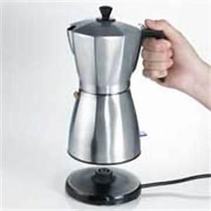 Espressokocher Edelstahl Elektrisch : graef elektrischer espressokocher em 80 ~ Watch28wear.com Haus und Dekorationen