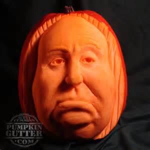 Ray Villafane Pumpkin Carving Tutorial by Most Expressive 3d Pumpkin Face Sculptures Ii Spyful