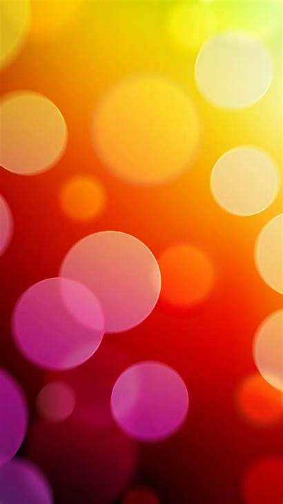 Orange Purple Backgrounds Yellow Iphone Bing Plus