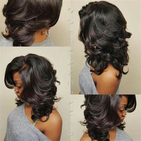 Layered Sew In Weave Hairstyles by Pin On Sew Ins