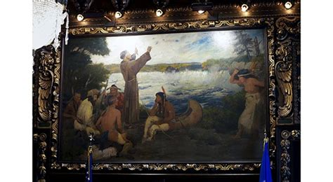 panel move controversial paintings  capitol