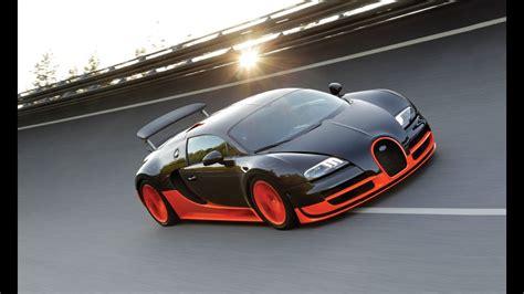 bugatti veyron  supersport world record youtube