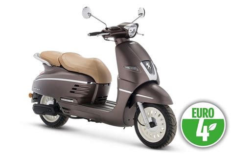 Scooter Peugeot by Peugeot Scooters