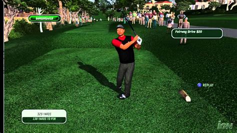Xbox 360 Tiger Woods PGA Tour 06