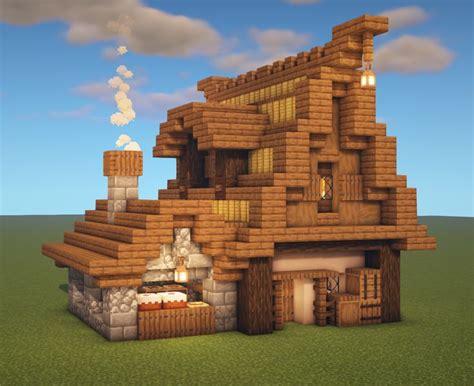 modern bakery house cute minecraft houses minecraft