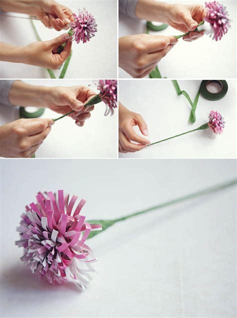 1001 ideen wie sie papierblumen basteln k 246 nnen
