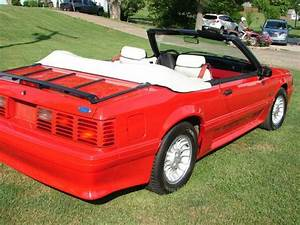 Buy Used 1990 Ford Mustang Gt Convertible 2