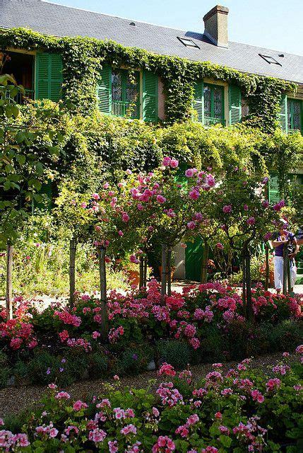 Haus Und Garten Giverny Monets Haus Und Garten Monet S House And Garden Gardens Haus