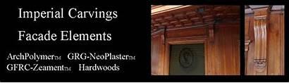 Wood Carving Metal Columns Furniture Millwork Kitchen