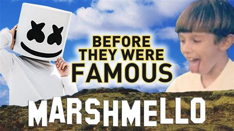 Marshmello Before They Were Famous Chris Comstock