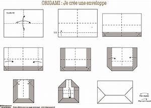 Faire Une Enveloppe Avec Une Feuille Faire Une Enveloppe En Papier