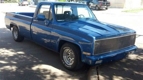 Purchase Used Chevy C10,classic Chevy,lowered Truck,roll