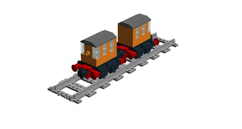 lego ideas the tank engine and friends