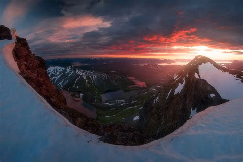 px exploring  remote mountain paradise  max rive