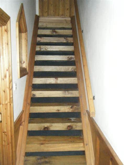 railway sleeper staircase home ideas  zen pinterest