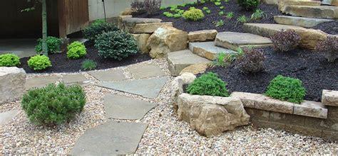 landscape bucks county pa landscaping rocks in