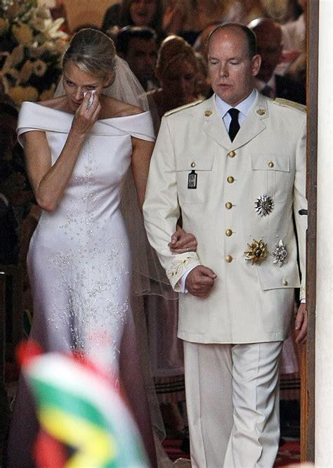 monaco royal wedding princess charlenes fabulous wedding
