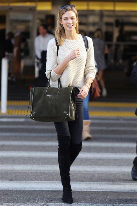 Karlie Kloss Street Style Fashion Glam Radar