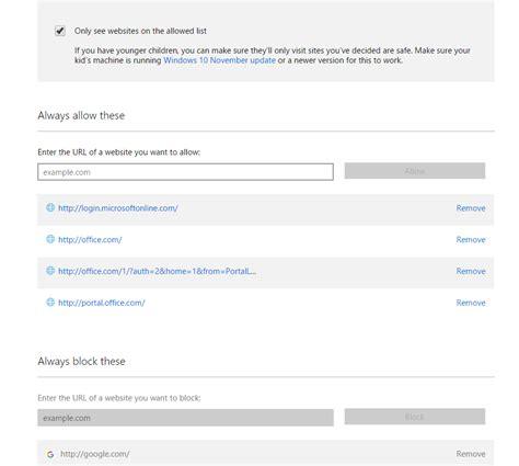 Office 365 Portal Url by Allow Url S For Microsoft Service Office365 Portal
