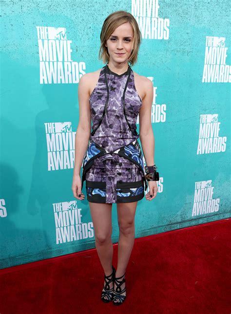 Emma Watson The Mtv Movie Awards Best