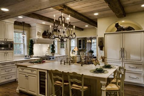 Hinsdale Farmhouse Kitchen Remodel   Traditional   Kitchen