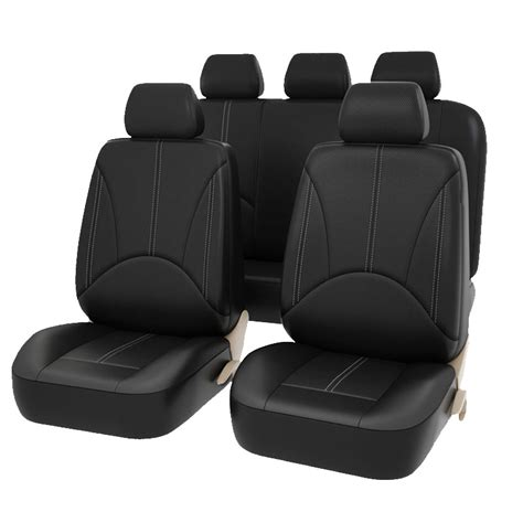 car seat covers pu leather material    seat