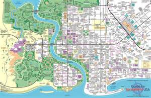 a full map of springfield the simpsons fan art 2282738