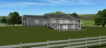 61 Ideas House Plans With Basement Bungalows Bedrooms #