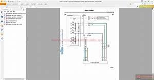 Subaru Forester 2013 User Wiring Diagram