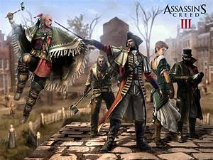 Assassin's Creed III Multiplayer by Lord-Corr on DeviantArt