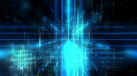 Future Background Abstract Future Technology Background Loop Motion