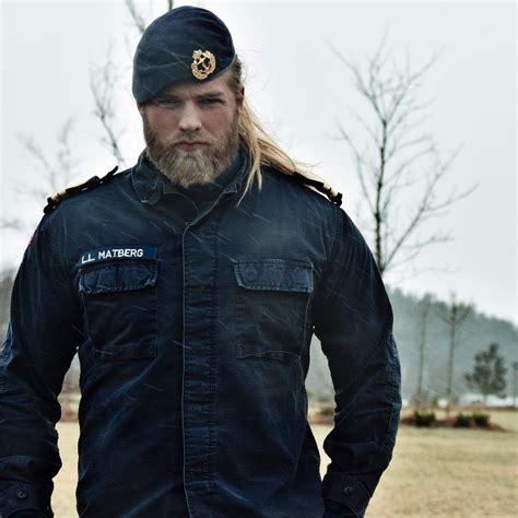 norwegian thor navy viking lasse military matberg found he officer instagram naval