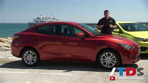2016 Scion Ia Review by 2016 Scion Ia Drive Review