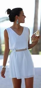 Tenue De Plage Chic : la robe de fian ailles 50 joli s variant s ~ Nature-et-papiers.com Idées de Décoration