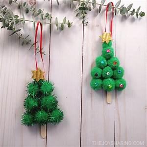 Pom-pom, Christmas, Tree, Ornament