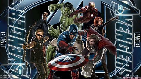 Avengers 2 Hd Wallpapers Wallpapersafari
