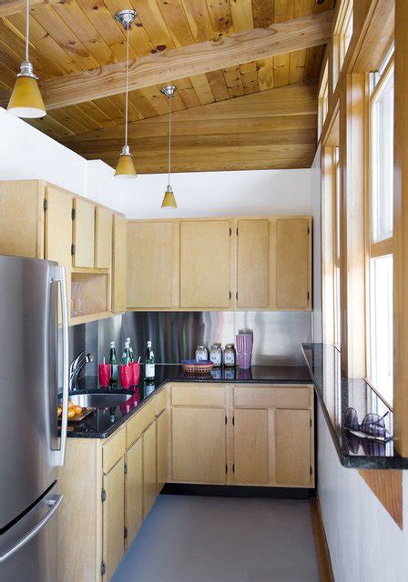 cuisine rectangulaire des designs de cuisine pour vous inspirer bricobistro