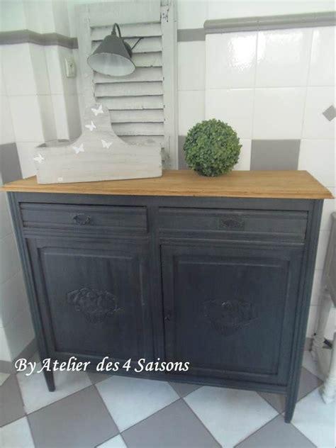 cuisine gris ardoise buffet cuisine bois voir tous les produits les meubles