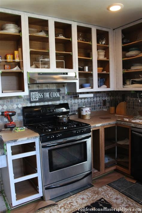 how to paint kitchen cabinets step by step how to paint kitchen cabinets a step by step guide