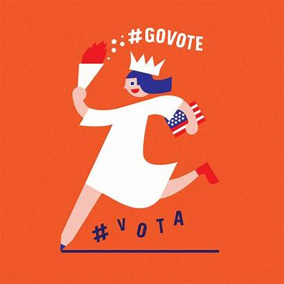 Vote Vota Govote Giphy Gifs Tweet