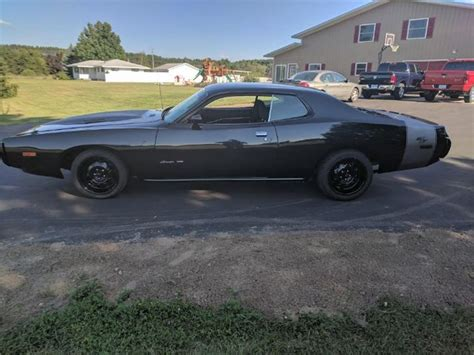 Charger For Sale In Michigan by 1973 Dodge Charger For Sale Classiccars Cc 1120709