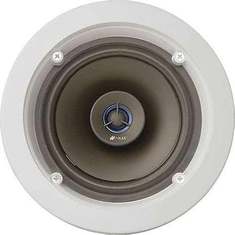 """Active ceiling wall speaker wireless bluetooth sound for home bathroom music new. Best Buy: Niles CM610 6"""" 2-Way In-Ceiling Speaker (Each ..."""