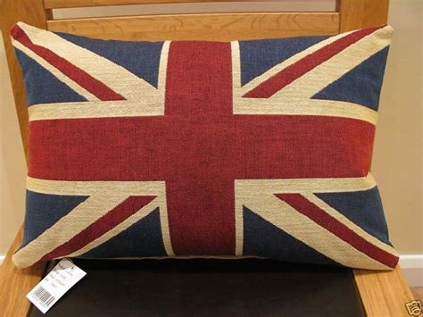 Union Cusions - union tapestry cushion united kingdom flag ebay