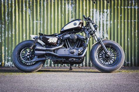 2017 Harley-davidson Custom Bobber Sportster 48 Forty