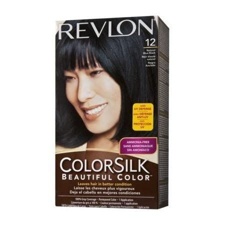 What Shade Of Should I Go by Revlon Colorsilk Hair Color Blue Black 12 1b