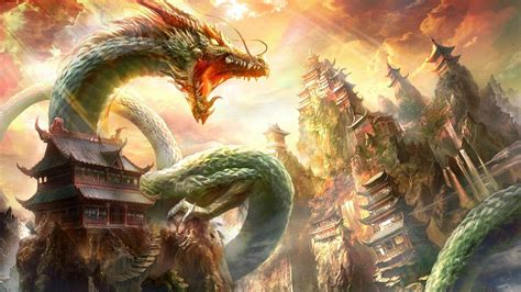 29+ Dragon Wallpapers, Backgrounds, Images, Pictures
