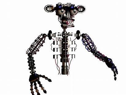 Fnaf Endoskeleton V3 Wip3 Deviantart Favourites